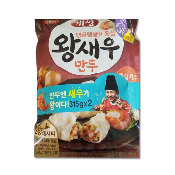 SB/2/동원 개성왕새우만두 315g..