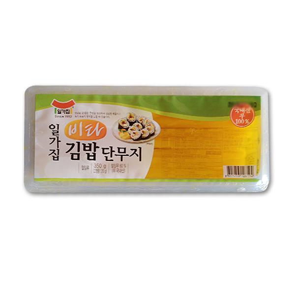 SB/일가집 비타 김밥단무지 350..